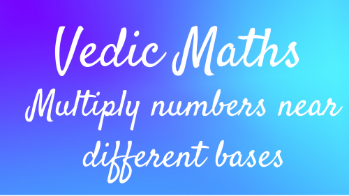 VM 9 – Multiplication of numbers with different bases